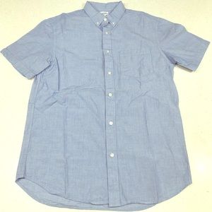 Men's Chambray Button-Down